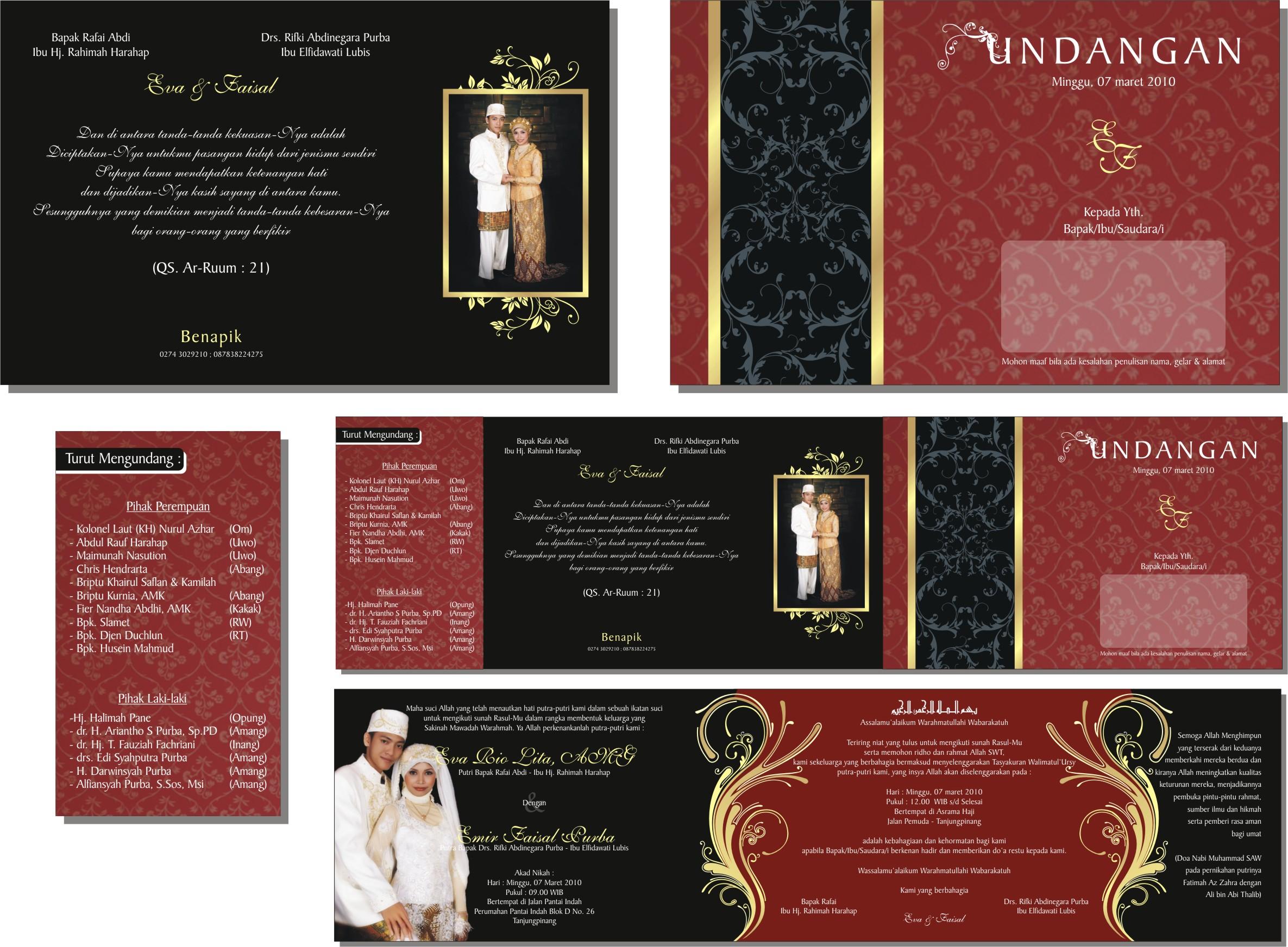 Download Desain Undangan Pernikahan Rar Marsaccount